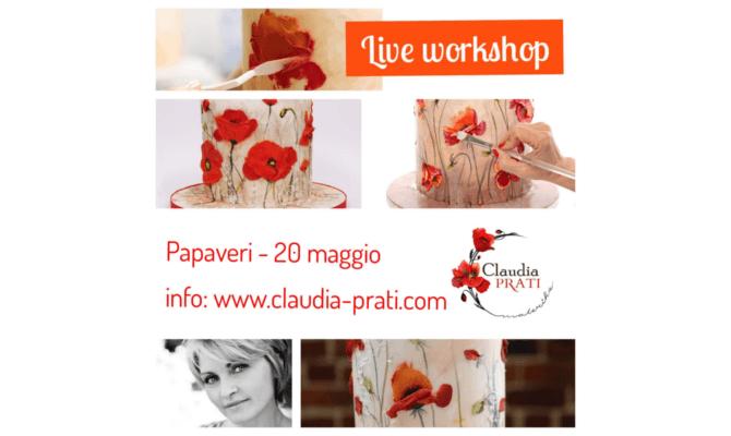 Workshop in diretta I Papaveri – Mercoledì 20 maggio 2020