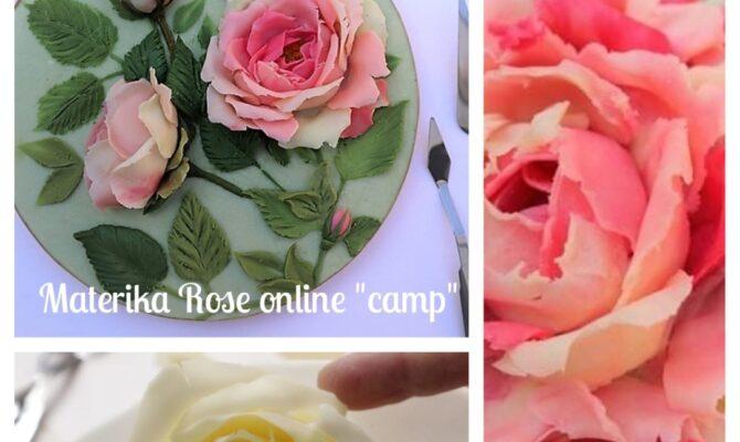 Materika Rose camp
